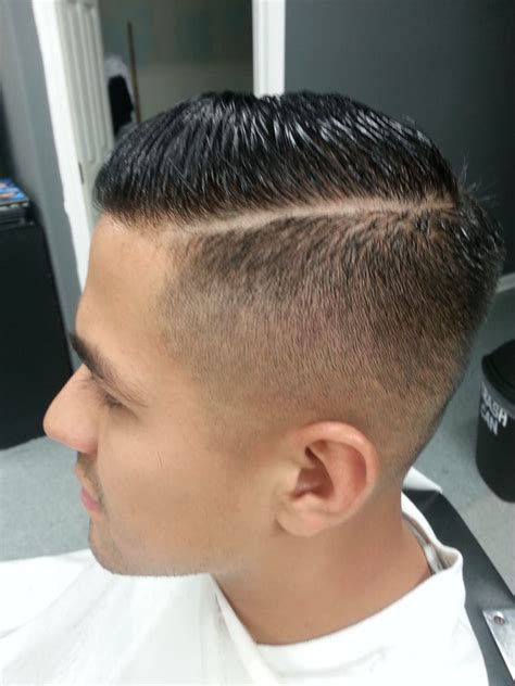 come over fade haircut come over haircut and the line low fade yelp