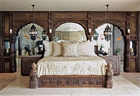 morrocon style bedroom in moroccan style ideas for design