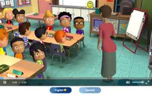 Wondergrove learn offers free animations that teach students proper