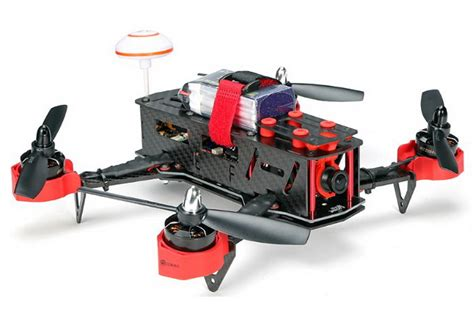 Drone Racer 250 eachine falcon 250 racing drone drone news
