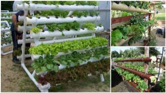 Free Pvc Patio Chair Plans by Diy Homemade Hydroponic Vertical Garden And Urban Farm In South Pictures To Pin On Pinterest