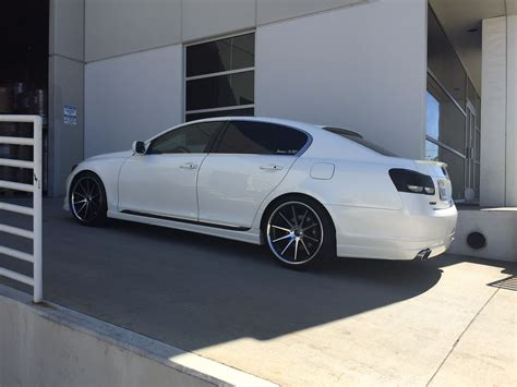 custom 2006 lexus gs300 lexus gs 300 custom wheels rohana rc10 20x9 5 et tire