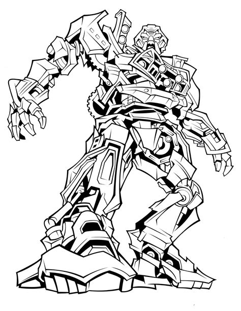 transformers coloring pages ratchet free coloring pages of transformer ratchet