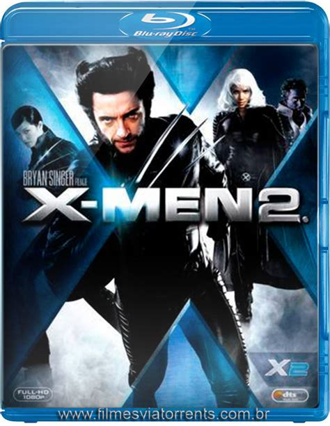 baixar filme x men x men 2 torrent bluray rip 720p e 1080p dublado 2003