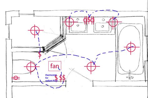 Bathroom Light Wiring Light Bathroom Fan Switch Wiring Diagram Get Free Image About Wiring Diagram