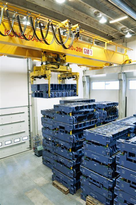 crane automation   automotive industry konecranescom