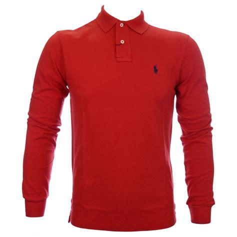 Sleeve Polo Shirt polo ralph slim fit sleeve polo shirt