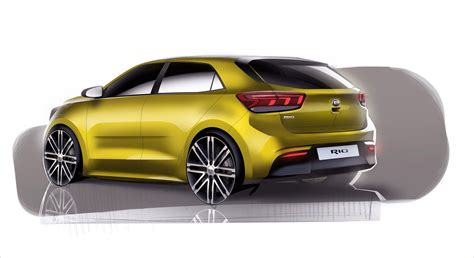 The New Kia Car New Kia Revealed On Kia S Upcoming