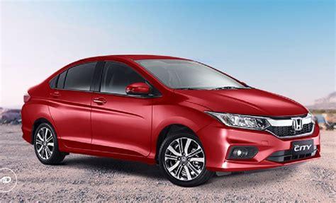 Honda City New Model 2018 by 2018 Honda City E Automobilico