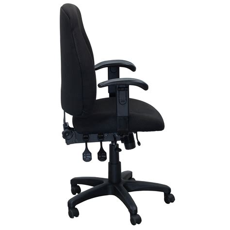 Used High Chairs by Used High Back Task Chair Black National Office