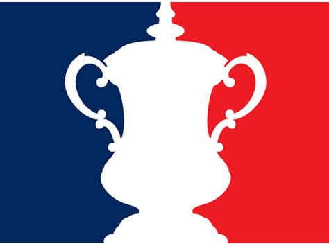 fa cup logo fa cup draw manchester united and liverpool face away trips