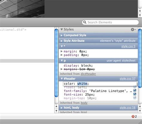 css layout debugger html and css debugging tools design shack