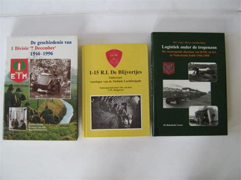 libro dutch armies of the royal netherlands east indies army lot with 3 books on the royal netherlands east indies army