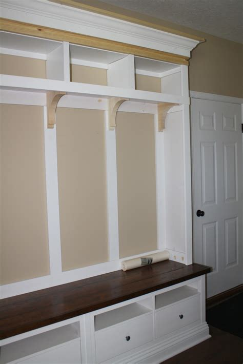 mudroom cabinets home depot a charming nest mudroom storage reveal