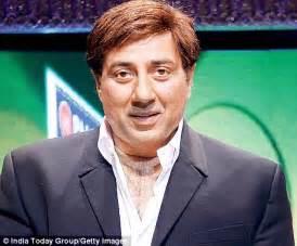sunny deol hair sunny deol hair ghayal once again actor sunny deol loves
