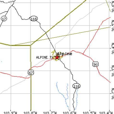 map alpine texas alpine texas tx population data races housing economy