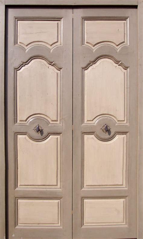 regency period double doors region aix en provence