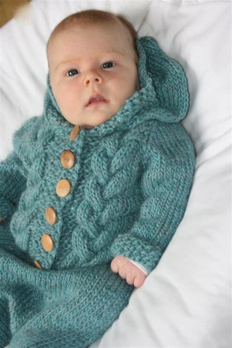 baby bunting top baby bunting knitting pattern pdf
