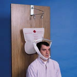 The Door Cervical Traction by The Door Traction Unit
