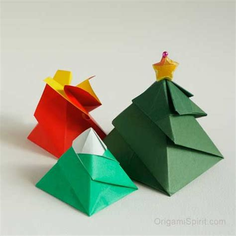 Cool Origami Boxes - make cool origami box comot