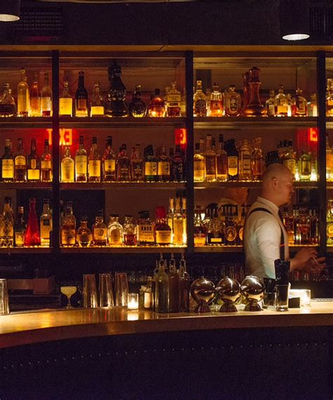 New York Top Bars by The Best Bars And Clubs In New York City Dujour