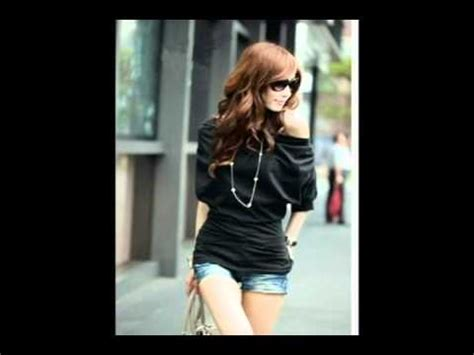 imagenes de coreanas modelos yolanda ropa coreana youtube