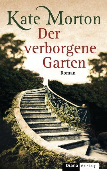 Kate Morton Der Verborgene Garten Bookreporter De
