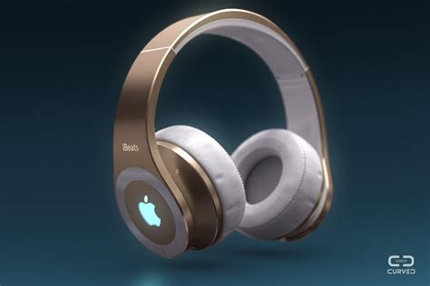 apple beats deal comes through here s a potential set of ibeats headphones concept phones