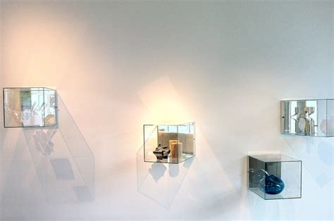 design elements miami found in miami showroom heigh ho glass floating shelves