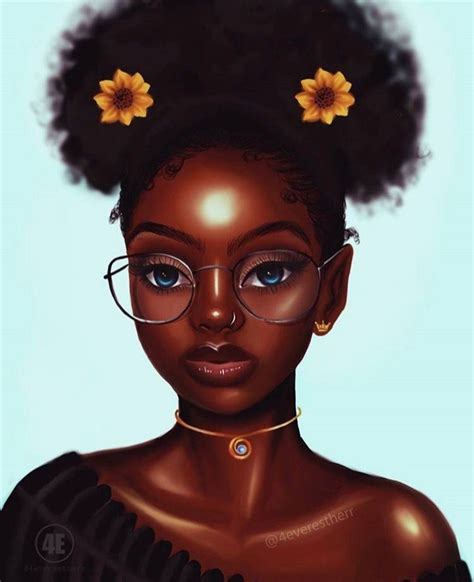 pintrest pics of african americans with natural puff hairstyles pin by bri on pablo picasso pinterest black women art