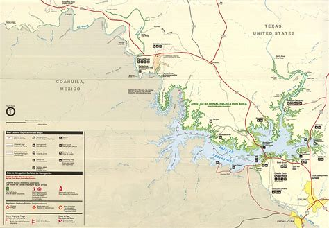map of texas state parks texas state and national park maps perry casta 241 eda map collection ut library