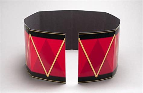 christmas drum skirt new standup tree skirt drum free shipping ebay