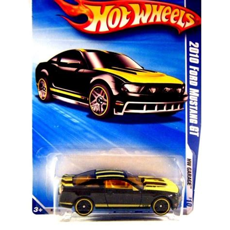 Hotwheels 2010 Ford Mustang Gt wheels 2010 ford mustang gt global diecast direct