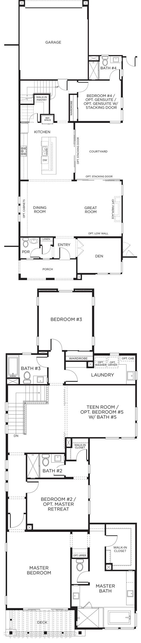 Pardee Homes Floor Plans | 17 best images about san diego pardee homes on pinterest