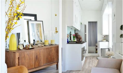 325 Square Foot Apartment On The Brink Of Collapse Converted Into A Sunny West Village Haven   tiny 325 square feet apartment on the brink of collapse is