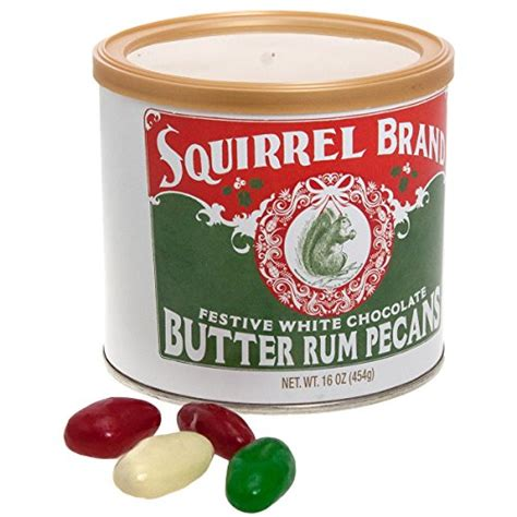 Bolu Gulung Rum Mix Nuts squirrel brand butter rum pecans white chocolate festive artisan nut mix food beverages