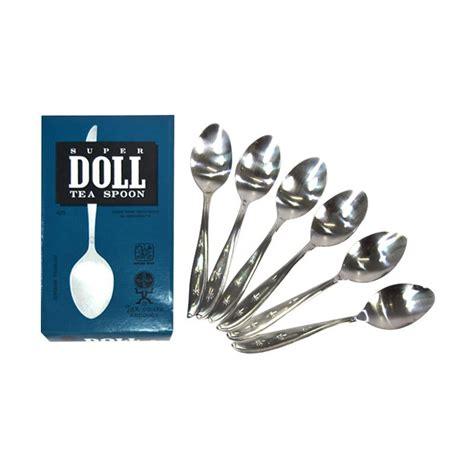 Harga Sendok Makan Doll by Jual Doll Bursa Dapur Sendok Makan 6 Pcs