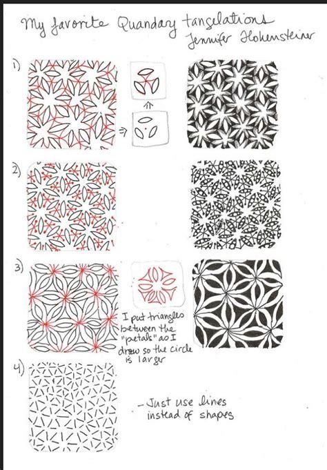 zentangle pattern bumper 135 best images about zentangle basispatronen doodle on