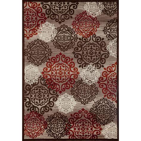 carpet novi day dreaming brown 7 ft 10 in x