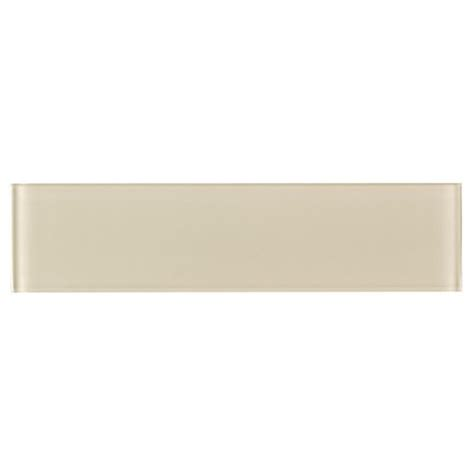 glass subway tile ivory 3x12 mineral tiles