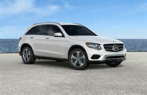 White Mercedes Suv 2017 Mercedes Glc Exterior Color Options