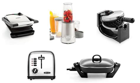 bella kitchen appliances macys com bella kitchen appliances for just 7 99 after