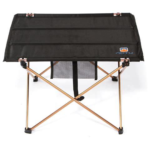 Meja Lipat Piknik aotu meja lipat cing outdoor piknik black jakartanotebook