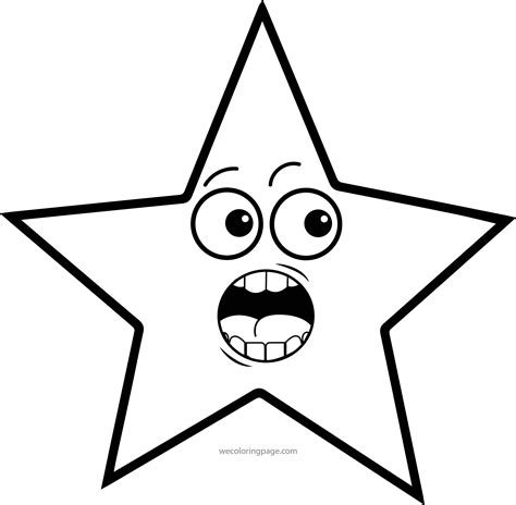 printable coloring page of a star stars coloring pages wecoloringpage