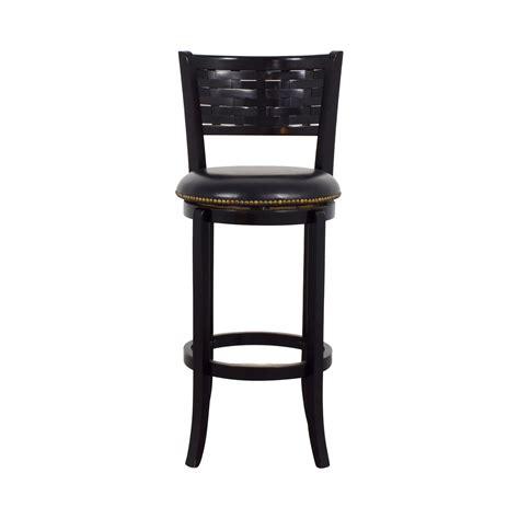 black leather breakfast bar stools tag archived of actona bar stool black leather bar stool