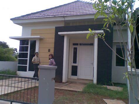 gambar tampak depan rumah minimalis  lantai sebuah