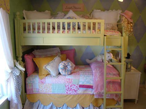 little girl loft bed little girls bunk beds nana s workshop