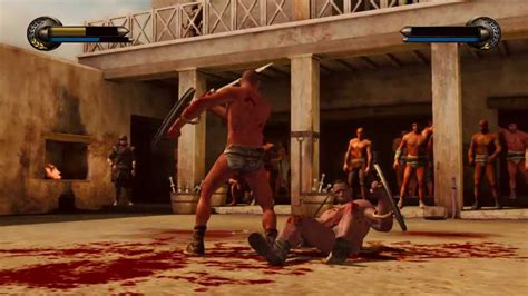 gladiator film part 1 youtube spartacus legends gameplay gladiator fights ep 1 ps3