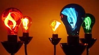 flickering led light bulbs flicker light bulb imitates the look of a flickering