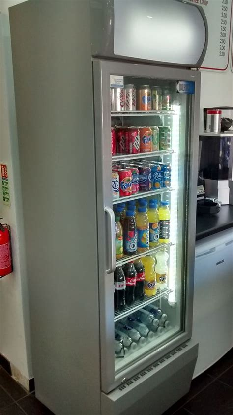 Fridge With Glass Door For Sale Secondhand Shop Equipment Drinks Display Fridges Cool Point Single Glass Door Fridge